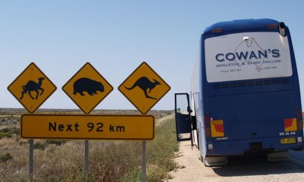 10 Day Across the Nullarbor 2022