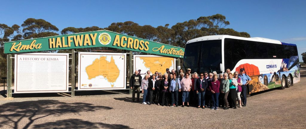 Across the Nullarbor Tour 2019