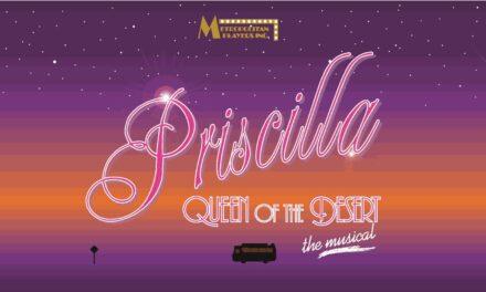 Priscilla at the Newcastle Civic Theatre